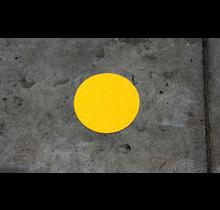 Vloerlabel dot (10 stuks)