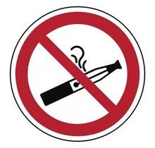 Verboden voor E-Sigaretten