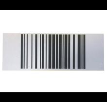 Long range label reflecterend
