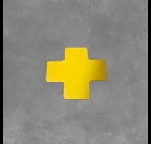 Vloerlabel kruisstuk