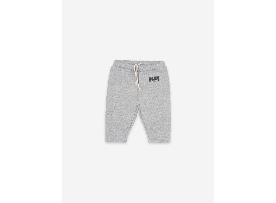 Bobo Choses Jogging Pants Play Grijs