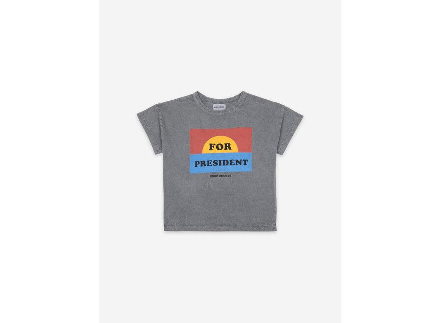 T-Shirt For President