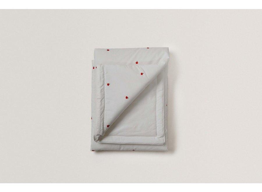 Filled Blanket Apple