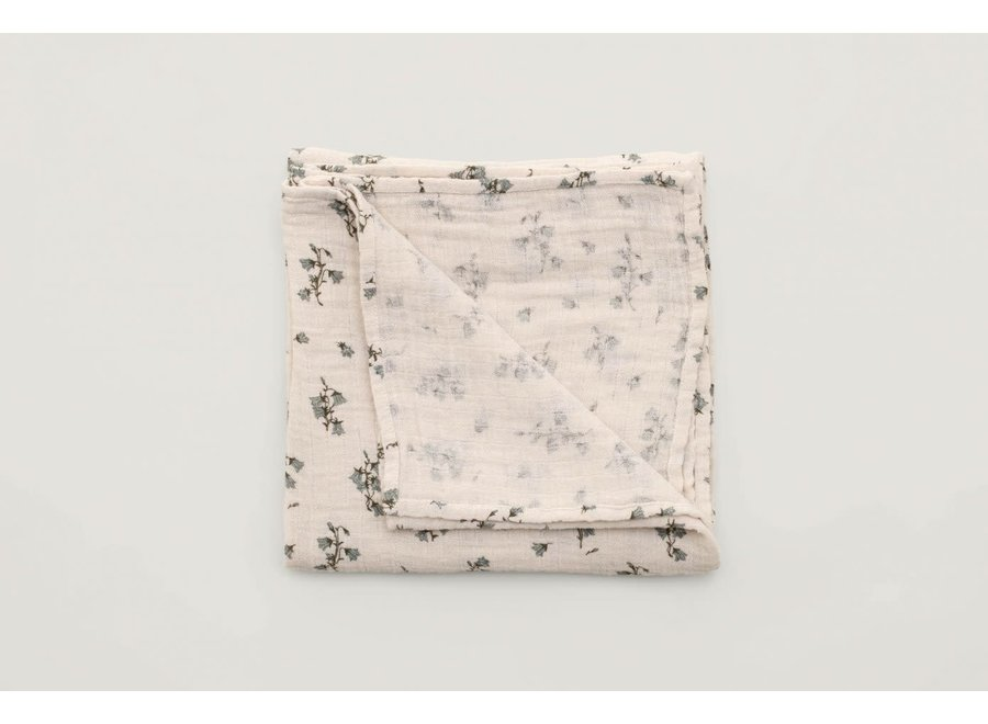 Swaddle Bluebell Muslin