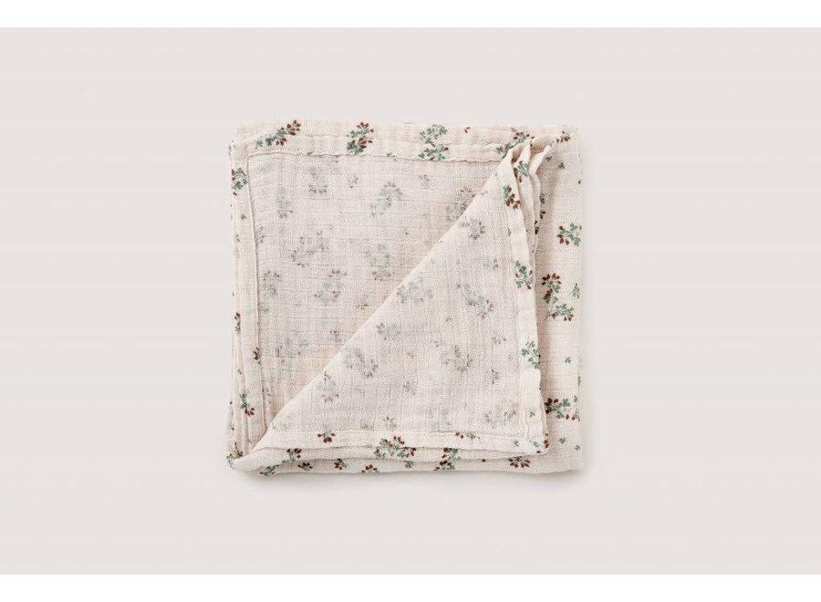 Swaddle Blanket Muslin Clover
