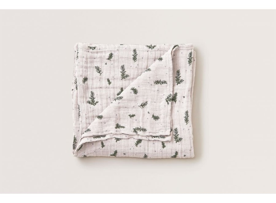 Swaddle Muslin Rosemary