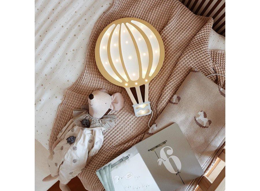 Lamp Flying Baloon Mustard