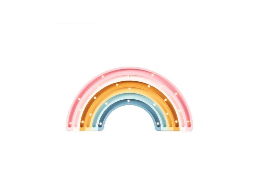Lamp Rainbow Retro