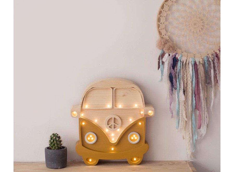 Lamp Van Mustard