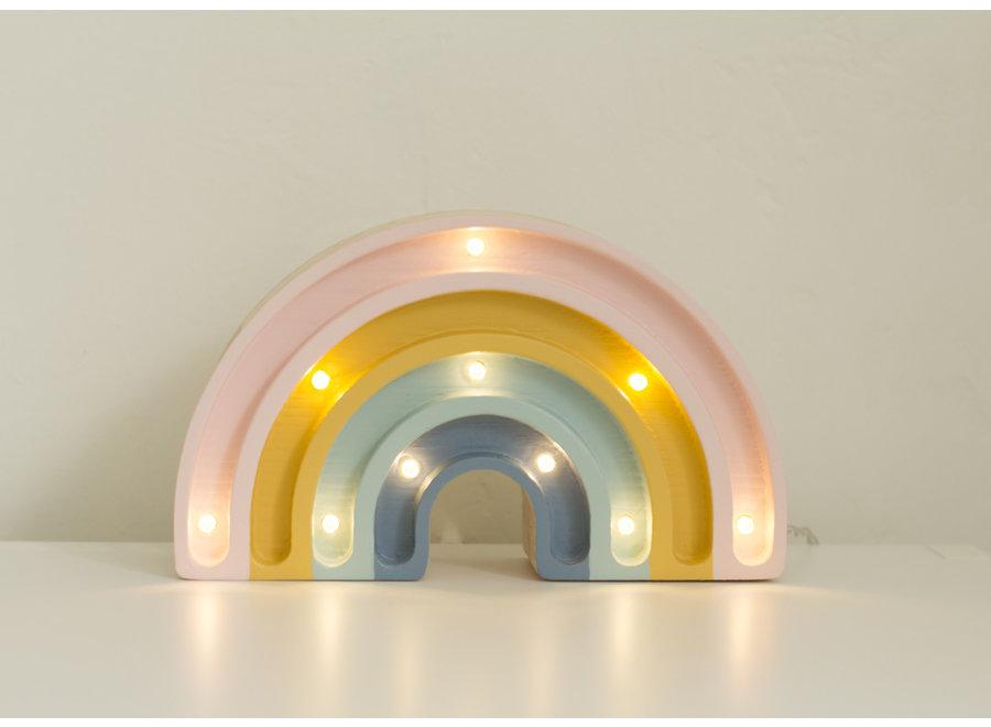 Lamp Rainbow Mini Retro
