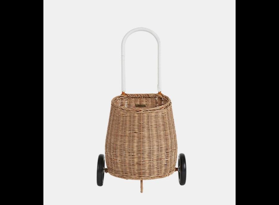 Luggy Basket Natural