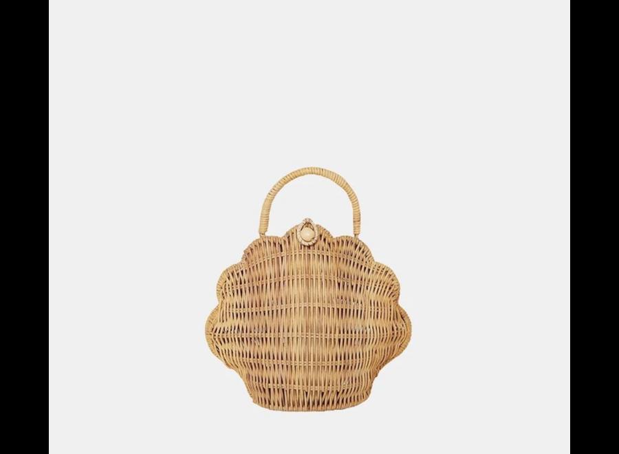 Shell Bag Straw