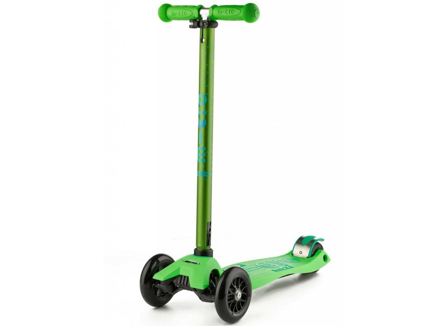 Microstep Maxi Deluxe Groen