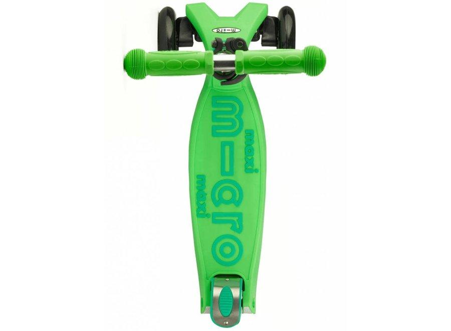 Micro Step Maxi Deluxe Groen