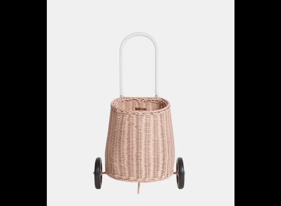 Luggy Basket Rose