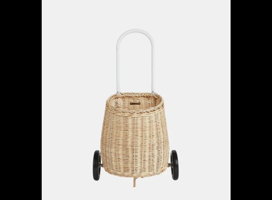 Luggy Basket Straw