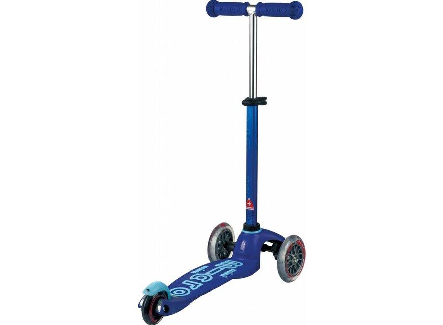 Micro Step Mini Deluxe Blauw