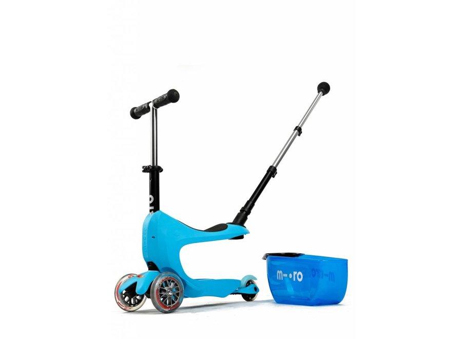 Micro Mini 2go Deluxe Push Blauw