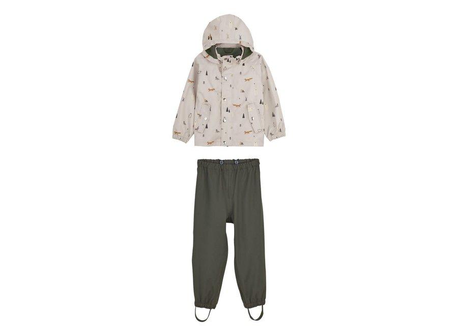 Dakota Rainwear Arctic Mix