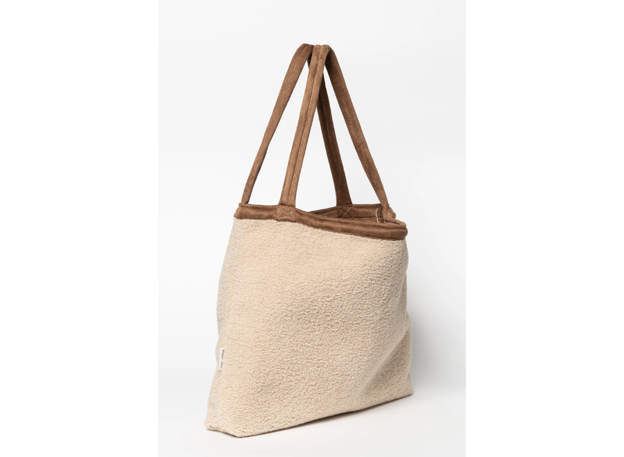 Teddy Lammy Mom Bag