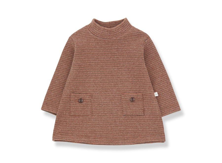 Dress Willmore Toffee/Terrau