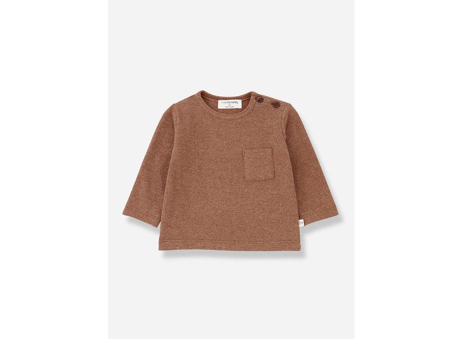 T-Shirt Aneto Toffee