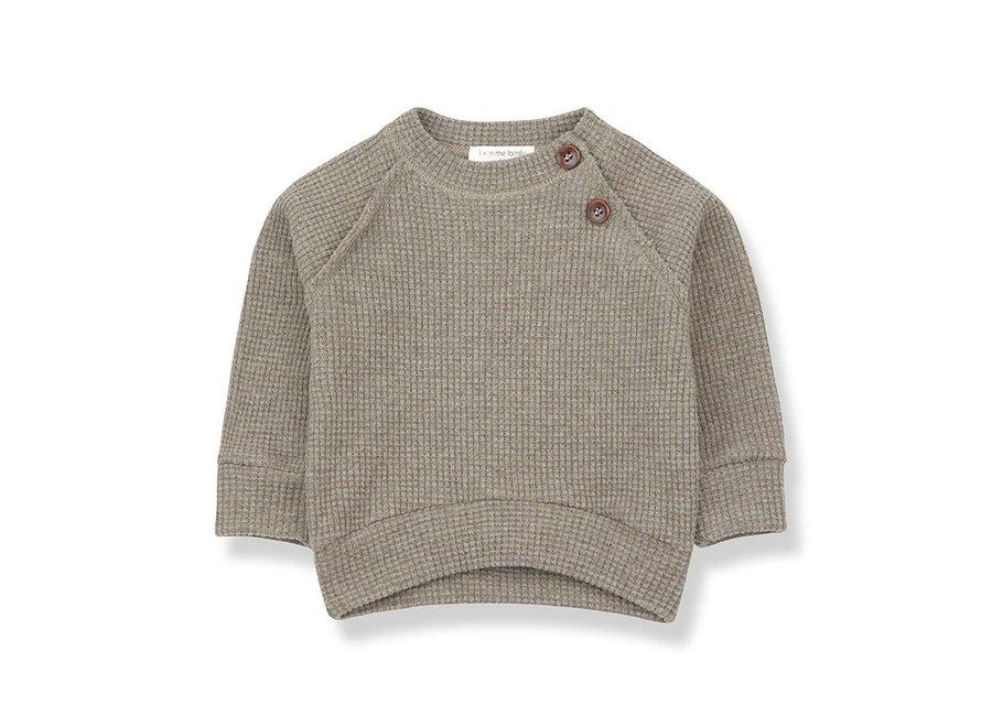 Sweatshirt Livigno Beige