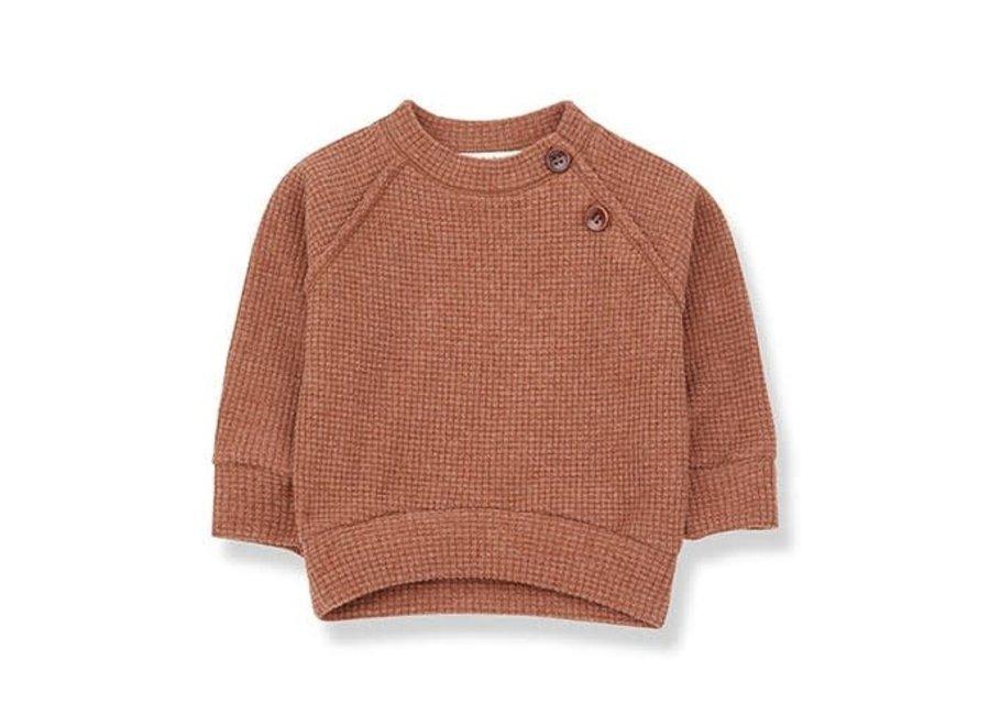 Sweatshirt Livigno Toffee