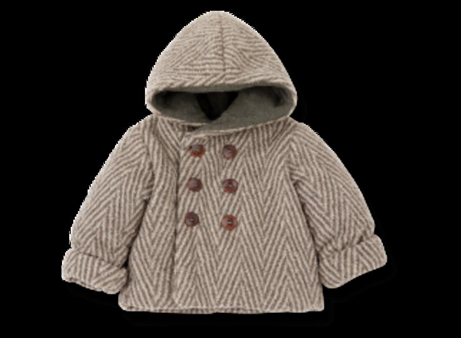 Hood Jacket Pollino Rose