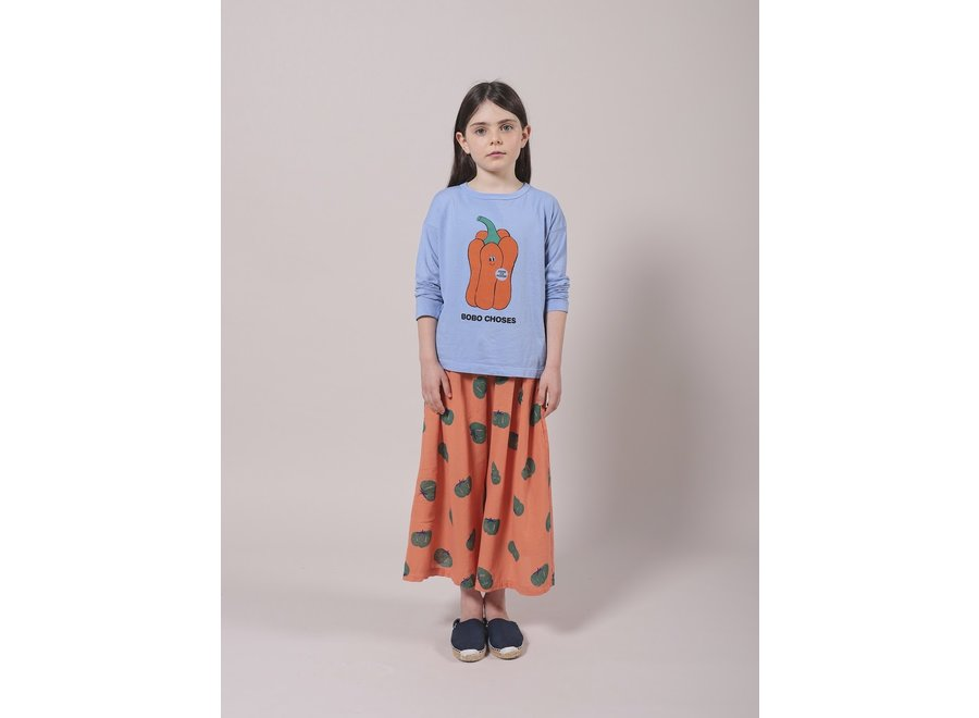 Bobo Choses Culotte Trousers Tomatoes