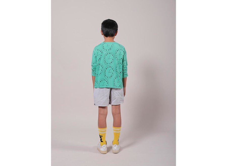 Bobo Choses Short Crosswise Stripes
