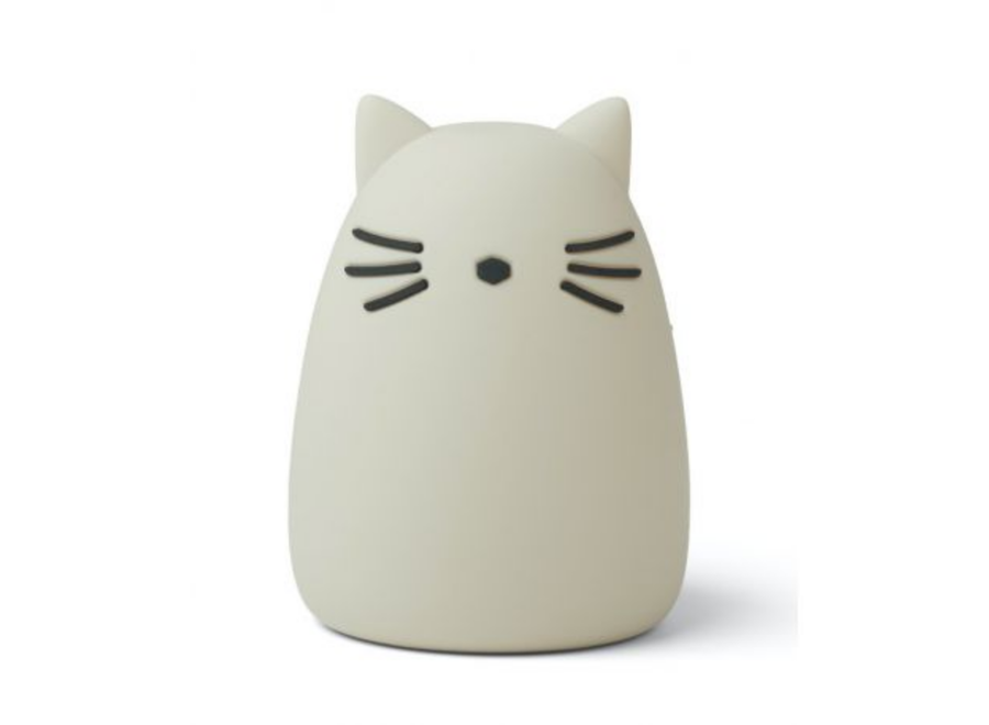 Winston Night Light Cat Sandy