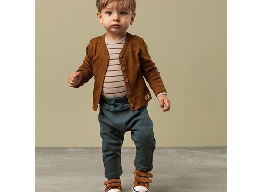 Cardigan Leather