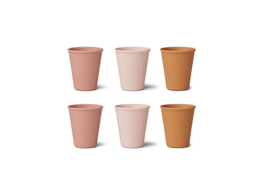 Gertrud Cup Pack Rose Mix