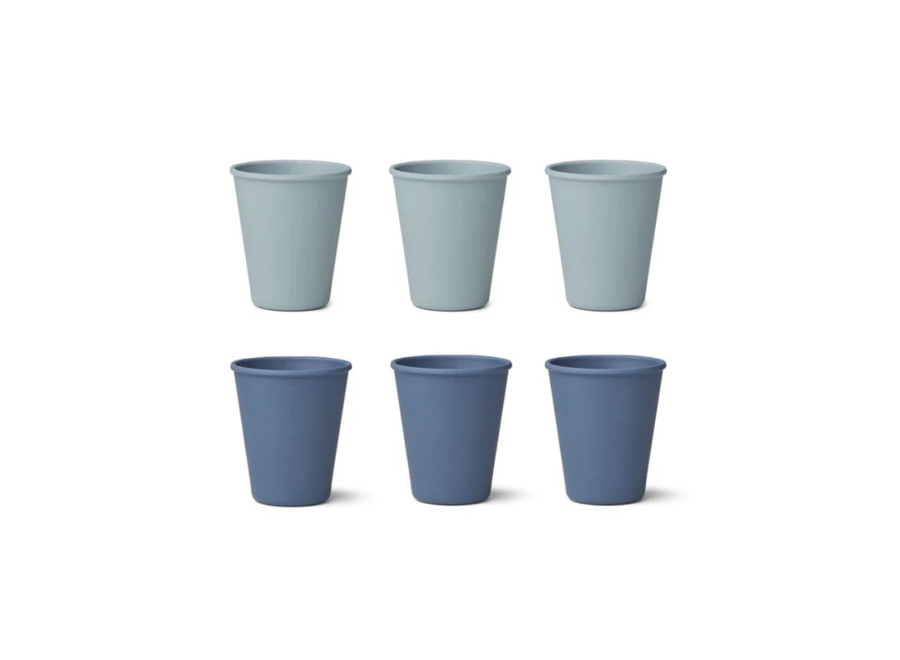 Gertrud Cup Pack Blue Mix