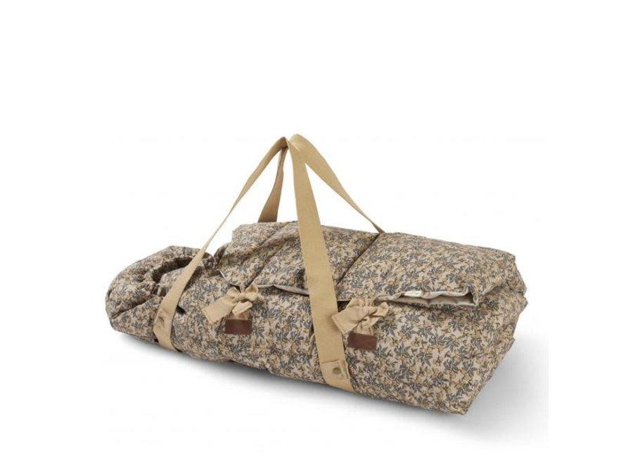Konges Sløjd Nemuri Sleeping Bag – Orangery Beige