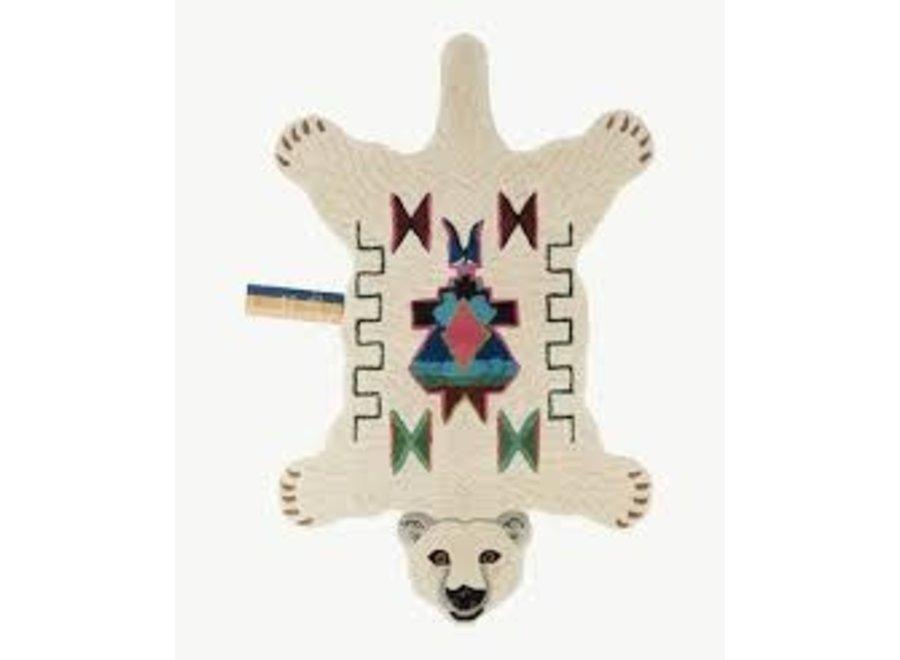 Rug Kasbah Polar Bear Large