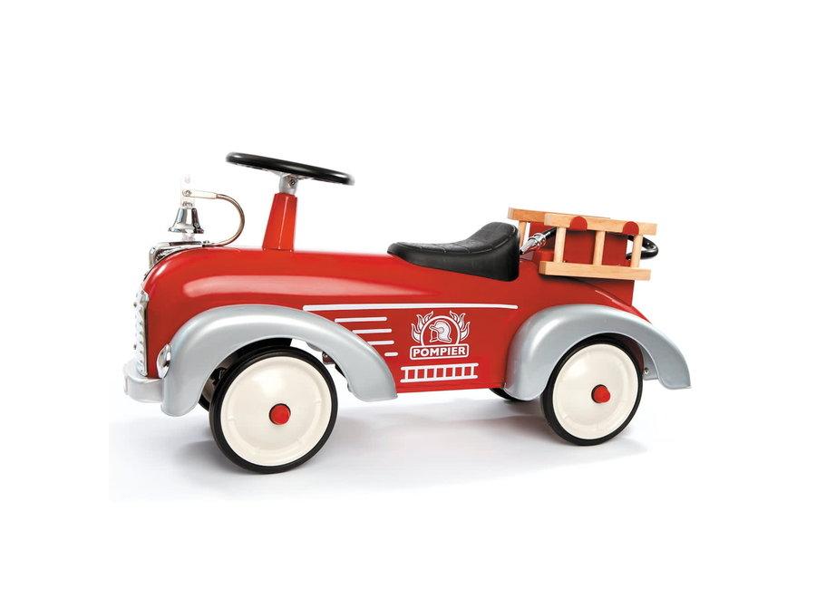 Loopauto Speedster Brandweerwagen