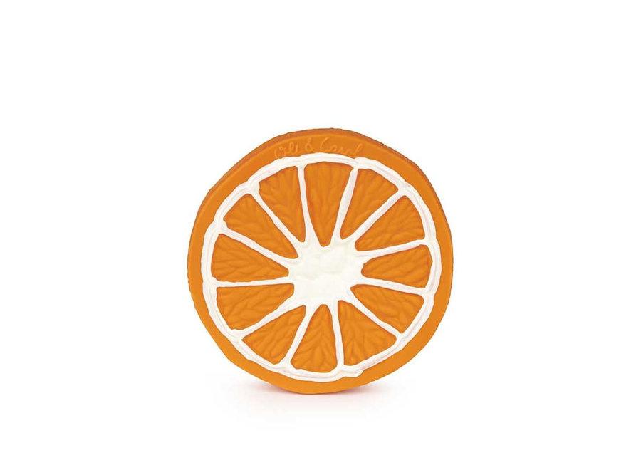 Bad- en Bijtspeeltje Sinaasappel