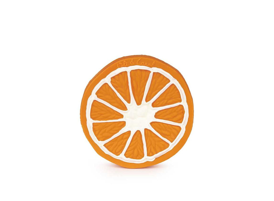 Oli & Carol Bad- en Bijtspeeltje Sinaasappel