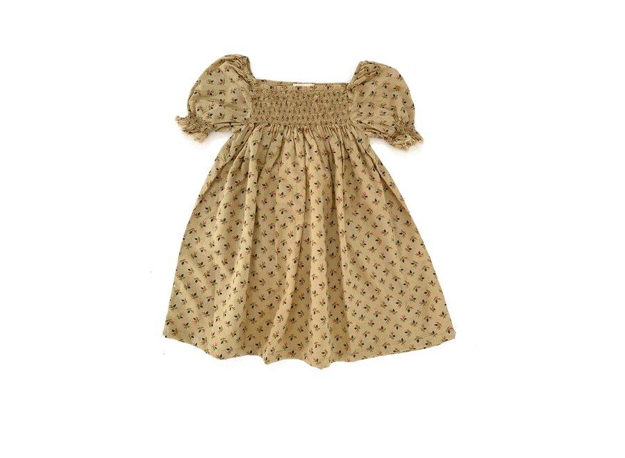 Babydoll Dress Sage