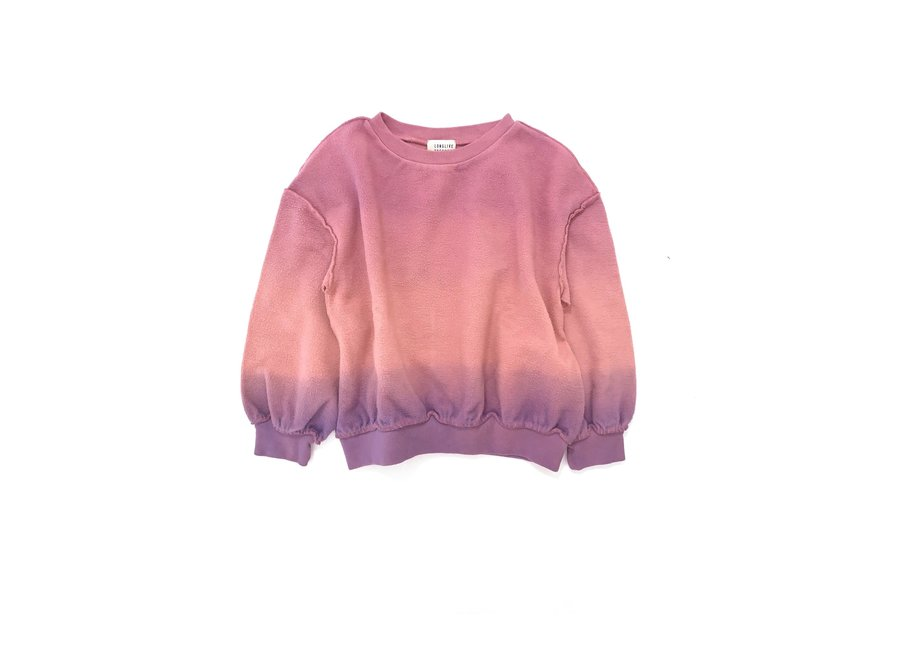 Long Live The Queen Sweater Purple Pink
