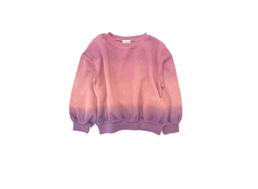 Sweater Purple Pink