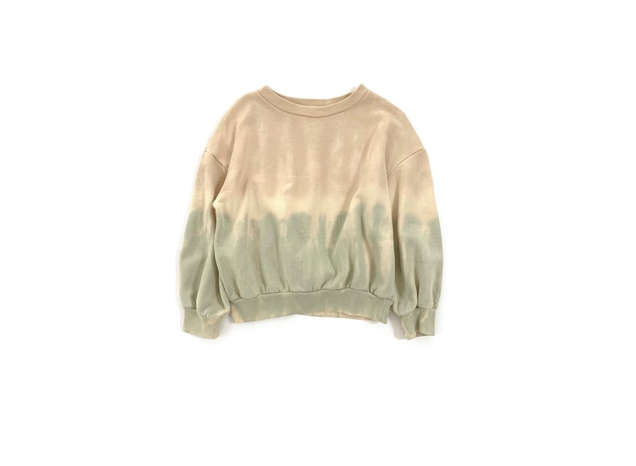 Sweater Pastel Tie and Dye