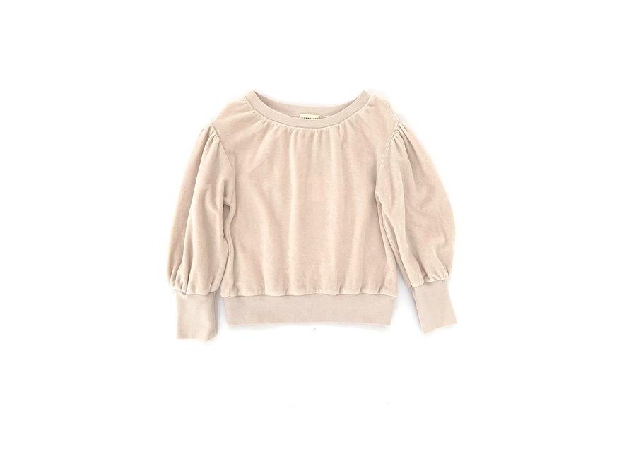 Puffed Sweater Shell