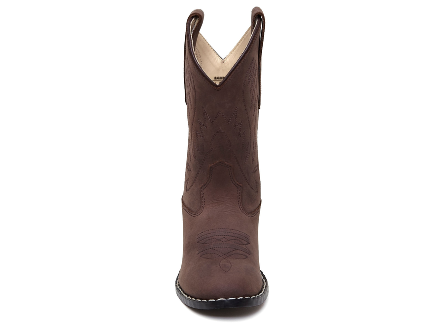Bootstock Laarzen Chocolat