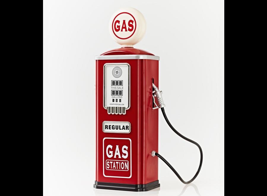 Baghera Gas Pompstation