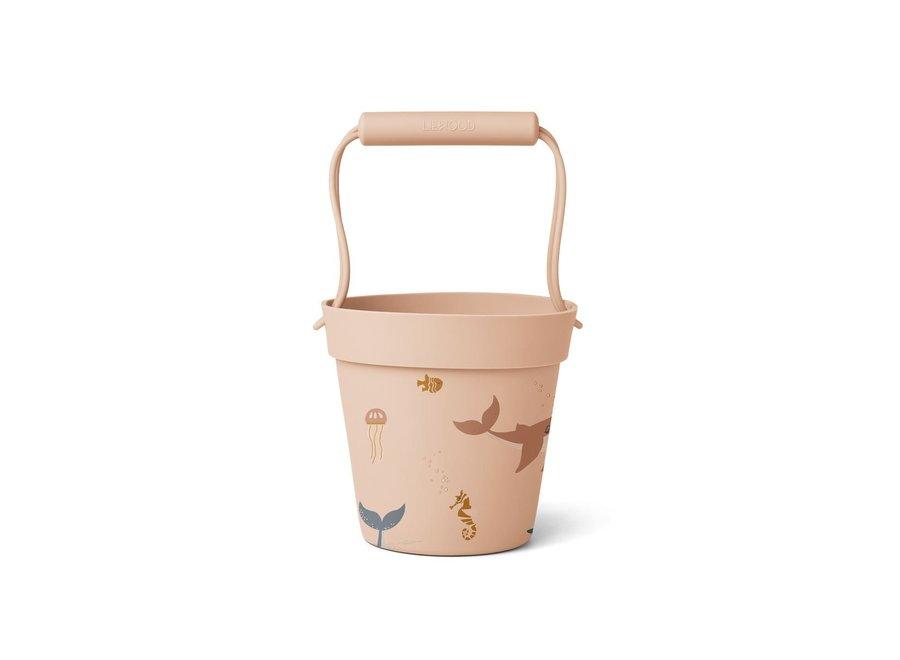 Linda Bucket Sea Creature Mix
