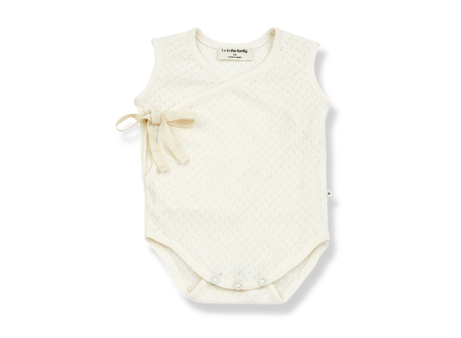 One More in the Family Amelie Body Ecru