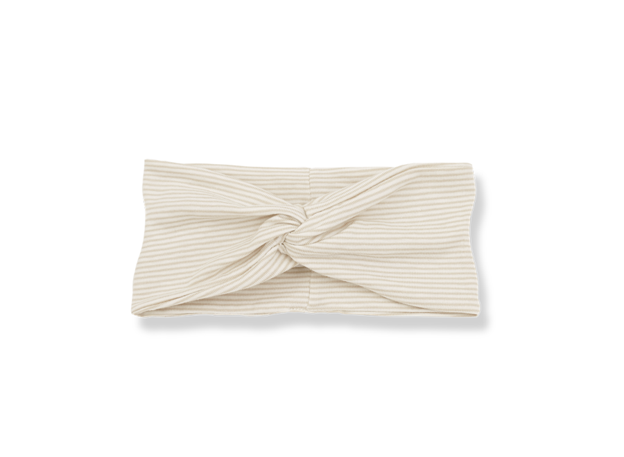 One More in the Family Gloria Bandeau Beige